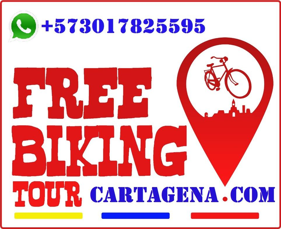 Free Biking Tour Cartagena